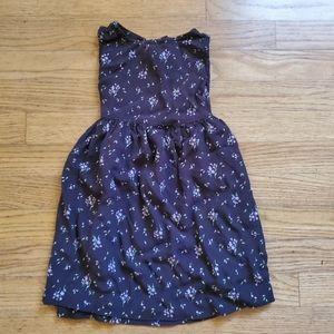 Gap girls floral dress size XXS